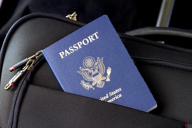 Graduation Travel Passport