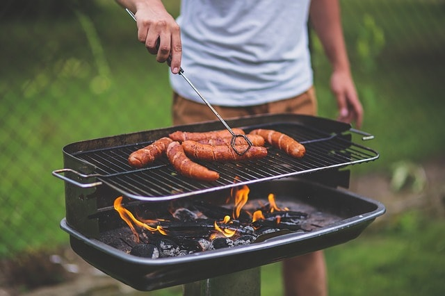 Great Outdoors Month Barbecue