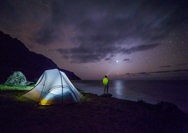 Great Outdoors Month Camping