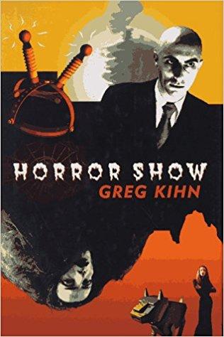 Greg Kihn Horror Show Book