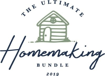 Grow Your Email List Ultimate Homemaking Bundle