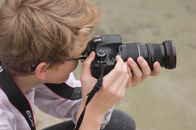 Guerilla Marketing Photographer