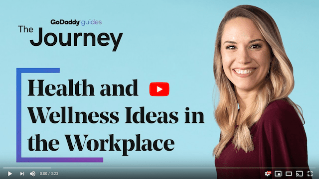 Health and Wellness in the Workplace Journey Video