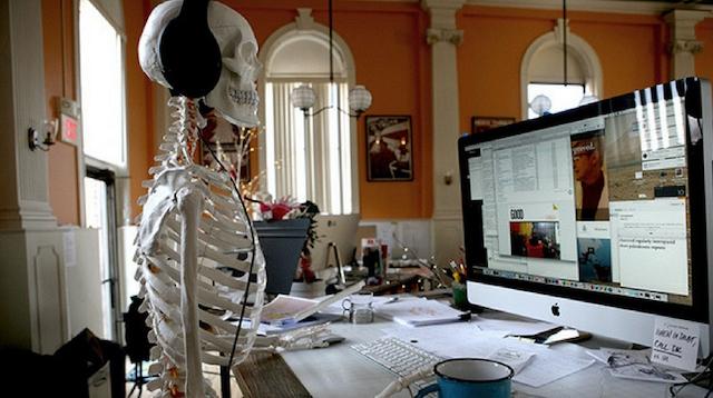 Healthcare Website Skeleton