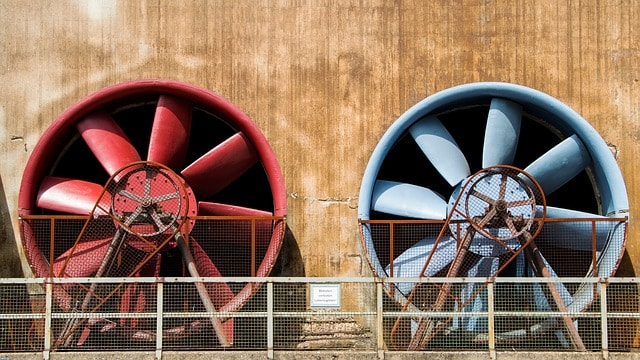 Heating And Cooling Companies Fans
