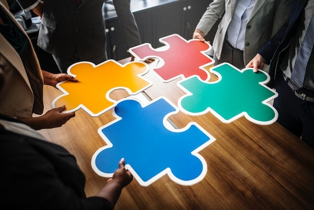 Hire Marketing Manager Puzzle