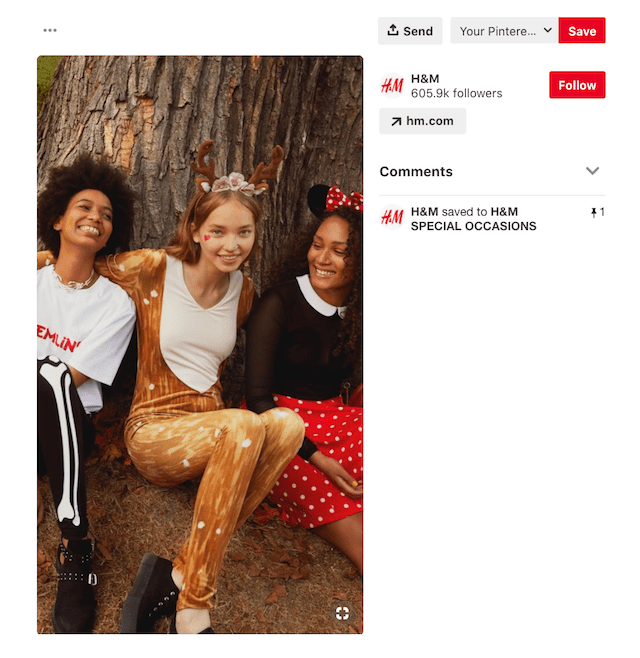 Holiday Marketing Campaigns H&M