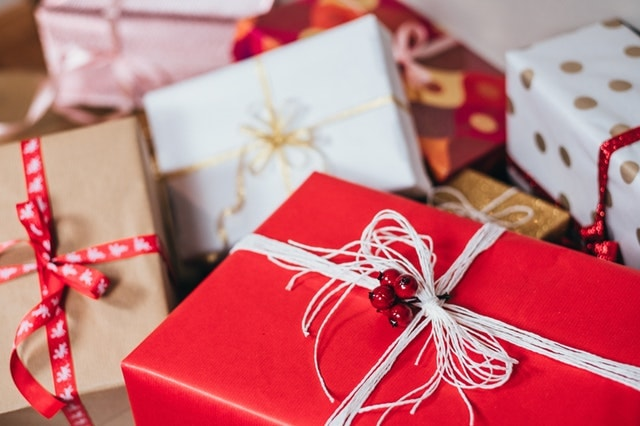 Holiday Marketing Campaigns Wrapped Presents