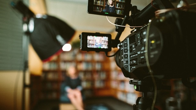 How To Become A Screenwriter Filming