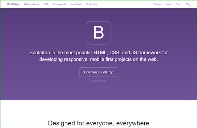 How to Build a Website with HTML Bootstrap