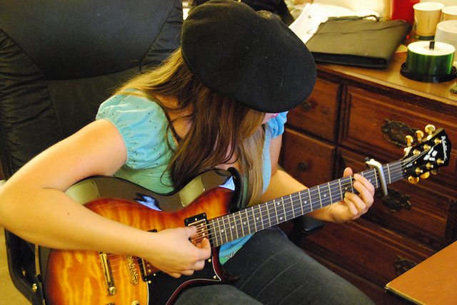 How to Get Music on Blogs Guitarist