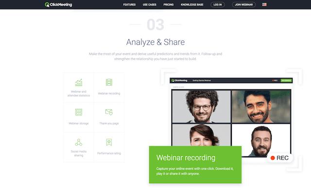 How to Host a Webinar ClickMeeting