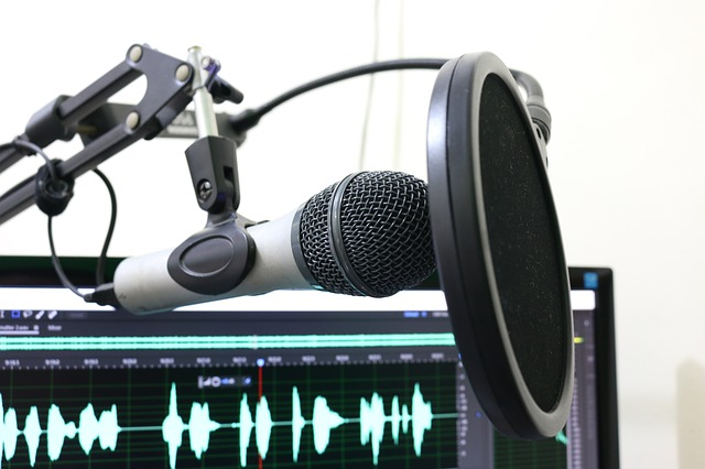 How To Increase Website Traffic Podcast Microphone