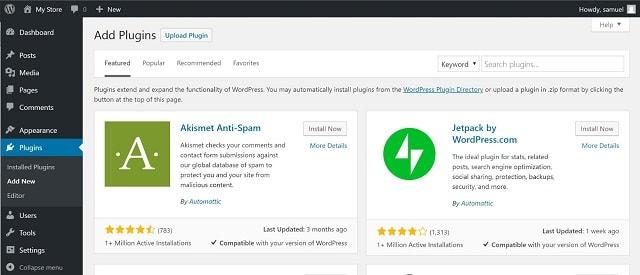How To Install WooCommerce Meet WordPress