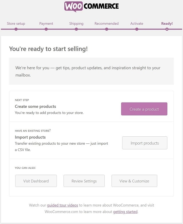 How To Install WooCommerce Ready