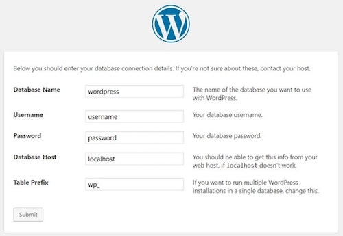 How To Install WordPress On cPanel Connection