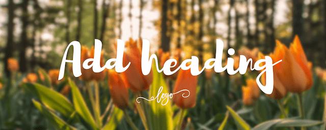 How To Make A Blog Header Canva Tutorial