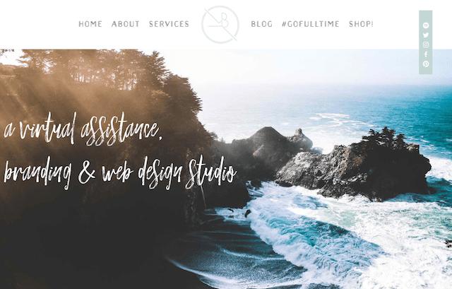 How To Make A Blog Header Lucinda