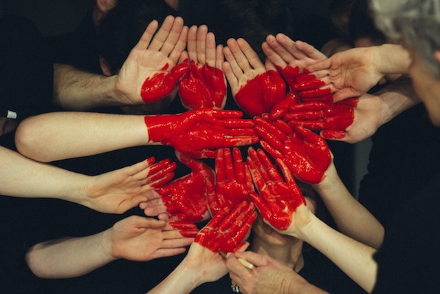 How to Make a Difference Heart