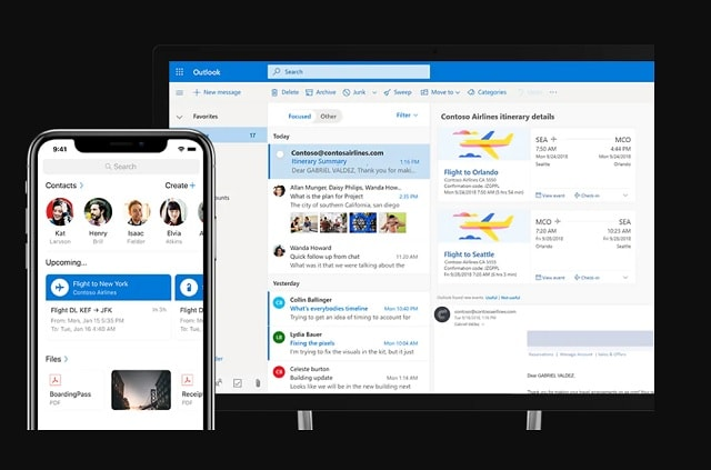 How To Organize Emails In Outlook Personal