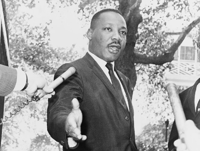 Celebrate Black History Month Martin Luther King