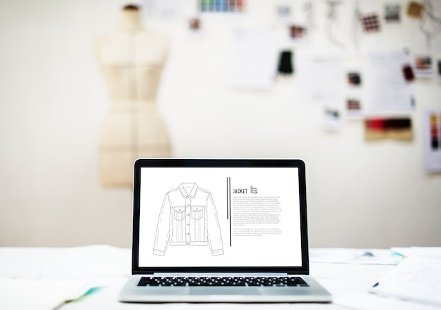 How To Start A Clothing Line Design on Computer