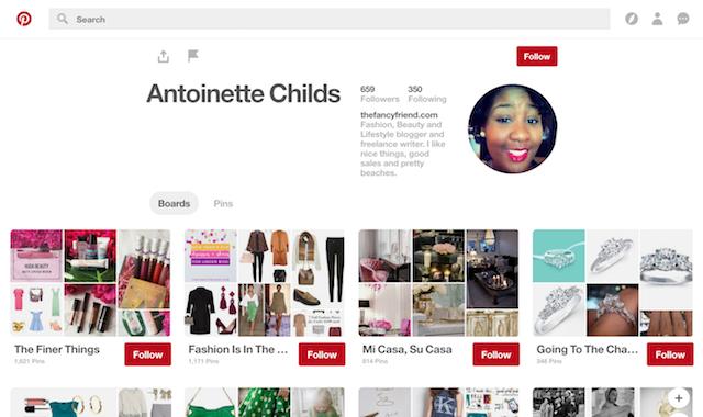 How to Start a Makeup Blog Antoinette Childs Pinterest