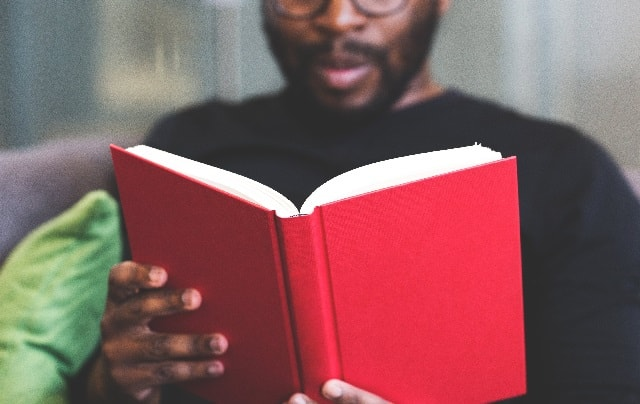 How To Start A Real Estate Business African American Man Reading