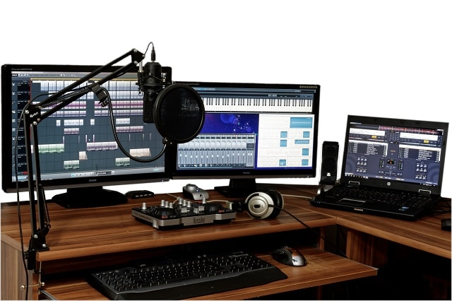 How To Start A Record Label Studio