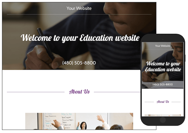How to Start a School GoCentral Templates