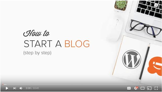How to Start an Advice Blog WP Beginner