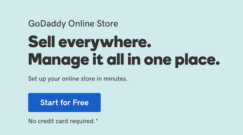 How to Start an Online Store GoDaddy Online Store Free Trial Start