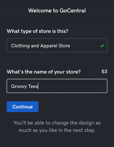 How to Start an Online Store Name and Type of Store