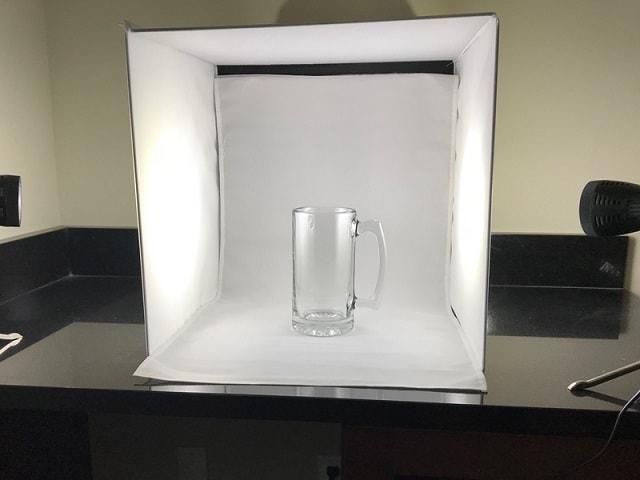 How To Use A Lightbox Lighting Setup