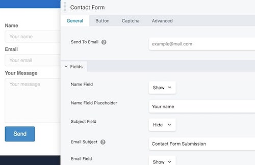 How To Use Beaver Builder Add Contact Form