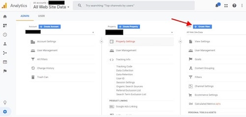 How To Use Google Analytics Create View