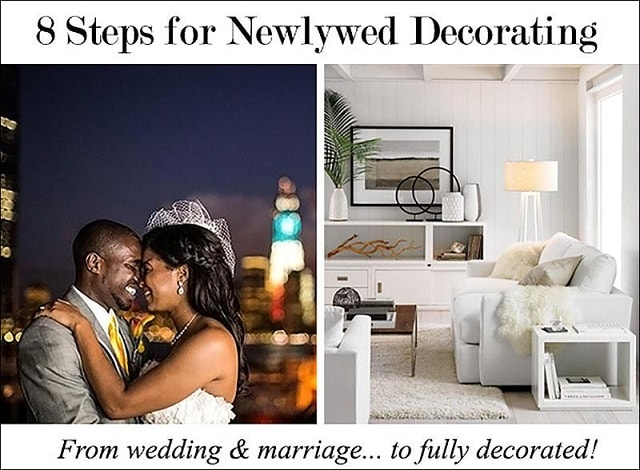 How To Use Pinterest Newlywed Decorating