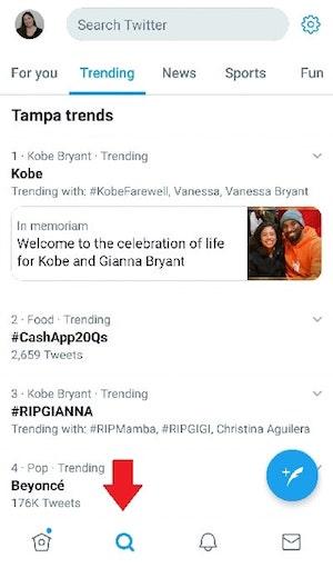 Trending On Mobile