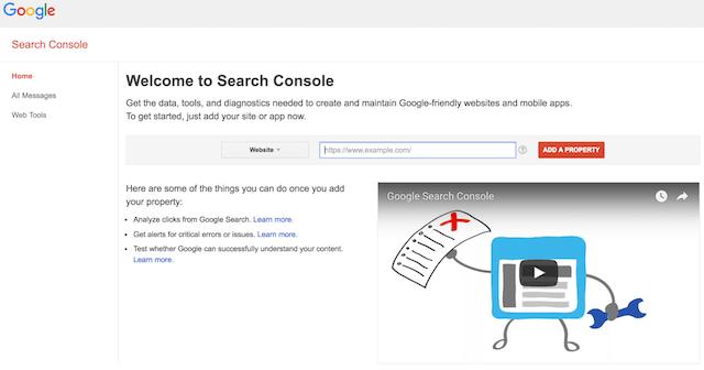 HTTPS SEO Google Search Console