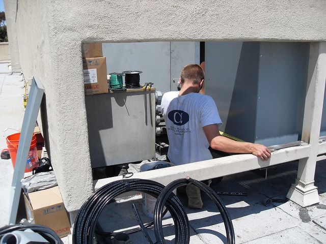 HVAC License Installation