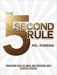 Inspirational Books 5 Second Rule