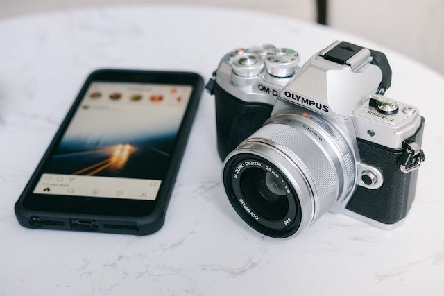 Instagram Best Practices Camera