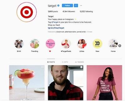 Instagram Marketing Strategy Target
