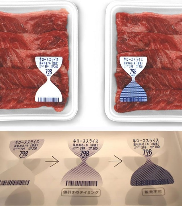 interactive packaging Meat