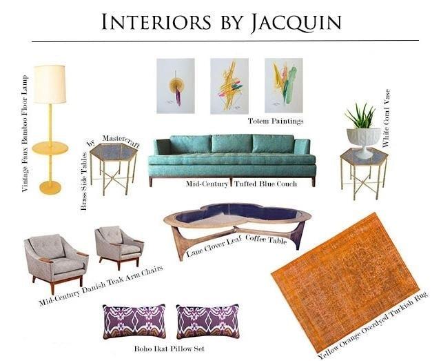 Interior Design Career Jacquin Landing Page