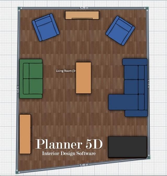 Interior Design Career Layout