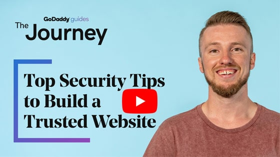 Internet Security Build Trusted Website Journey Video
