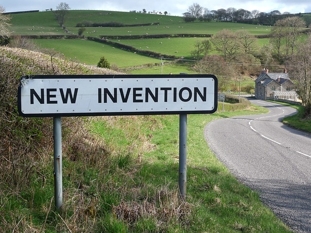 Inventor Resources Sign