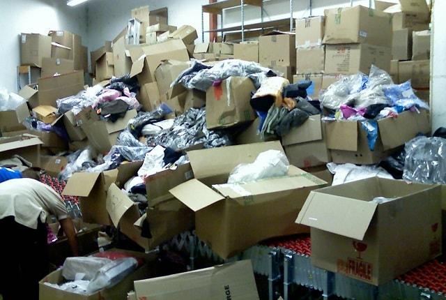 Inventory Management Stockroom