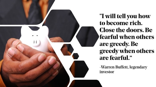 Investing Quote By Warren Buffet